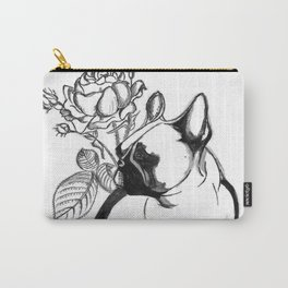 Rosie dog Carry-All Pouch
