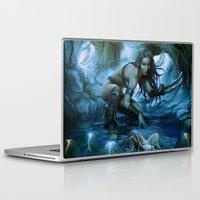 predator Laptop & iPad Skins featuring Predator by va-sily