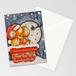 The Magic of Christmas Stationery Cards