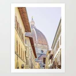 Firenze - Florence Italy, Travel Photography Art Print