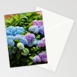 Hydrangea Garden Stationery Cards