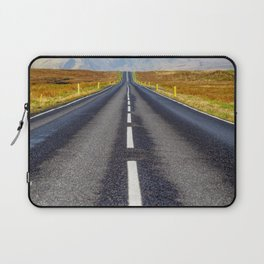 Road to Nowhere. Laptop Sleeve