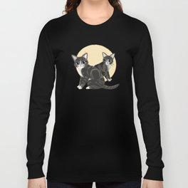 Lovely kitties Long Sleeve T-shirt