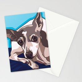 Jasmine Dog Stationery Cards