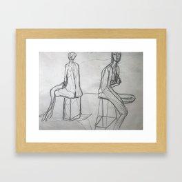 The Women | Framed Art Print