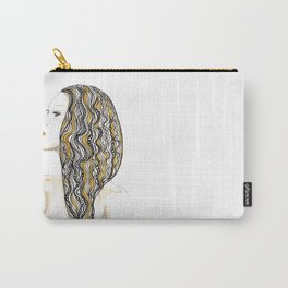 yellow rasta Carry-All Pouch