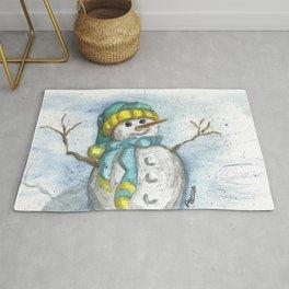 Armida's Art - Christmas Rug