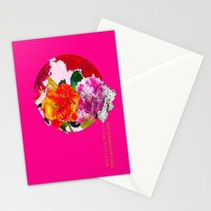 Summer in Pink Stationery Cards