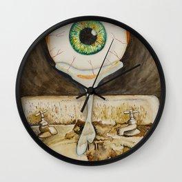 Detox Wall Clock