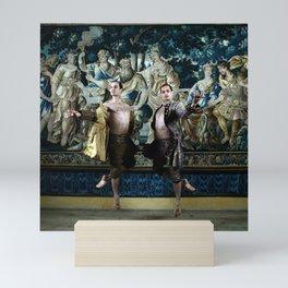 Bubeníček Ballet Brothers Mini Art Print
