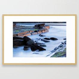 Inrush Framed Art Print