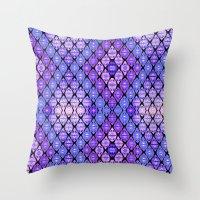 kilim Throw Pillows featuring Kilim by EllaJo Design