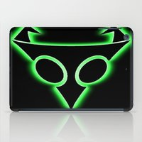 invader zim iPad Cases featuring INVADER ZIM LOGO by jjb505