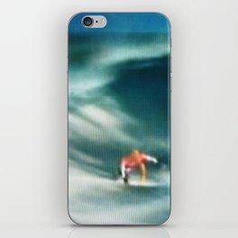 Satellite Surf iPhone Skin