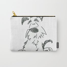 dog decor Carry-All Pouch