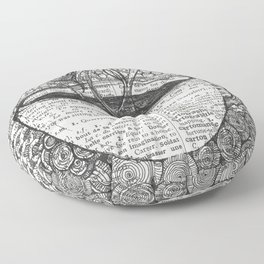 Toasty Floor Pillow