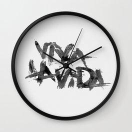 Viva La Vida Wall Clock