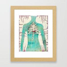 Exposed Framed Art Print