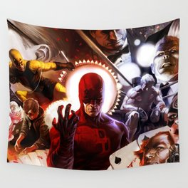 one and all Wall Tapestry