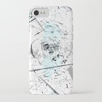 introvert iPhone & iPod Cases featuring Introvert by miguelnarayan