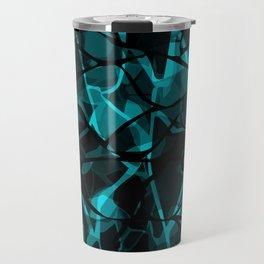 Abstract 32 Travel Mug