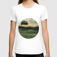 jelly fish T-shirts featuring Jelly Fish Fields by Kevin Richetelli