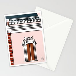 Palacio de Miraflores -Detail- Stationery Cards