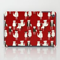 foxes iPad Cases featuring foxes.... by mummysam