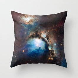 Reflection Nebula in Orion Throw Pillow