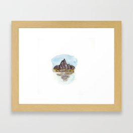 The Enchantments Framed Art Print