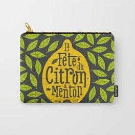 La Fête du Citron à Menton Carry-All Pouch