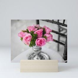 Flowers of Motherly Love Mini Art Print