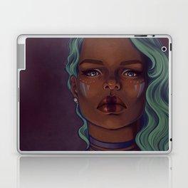 Steely eyes Laptop & iPad Skin