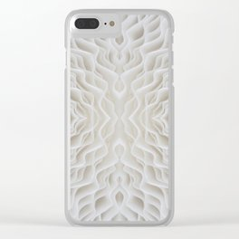 Shroom N Clear iPhone Case