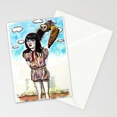Owl Messenger Stationery Cards