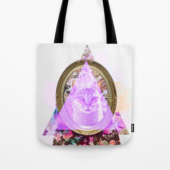 Mirror mirror on the wall who's the fairest of them all Tote Bag