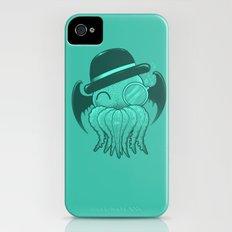 Classy Cthulhu  iPhone (4, 4s) Slim Case