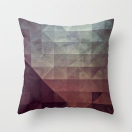 fylk Throw Pillow