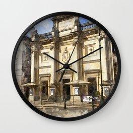 Corn Exchange, King's Lynn Wall Clock