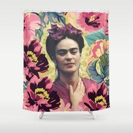 Frida Kahlo VII Shower Curtain