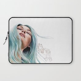 Blue Chariot Laptop Sleeve