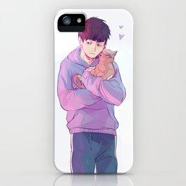 Ichimatsu iPhone Case