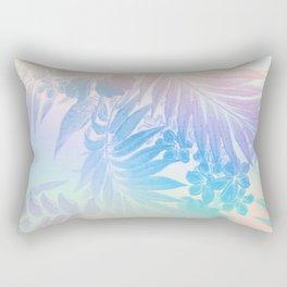Happy Aloha Pastel Rectangular Pillow