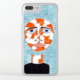 The Creation of Self Clear iPhone Case
