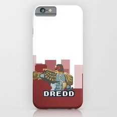 Gaze Into the Face of Dredd iPhone 6s Slim Case
