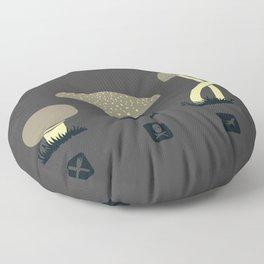 Select a mush Floor Pillow