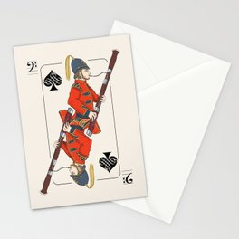Bassoonist  Stationery Cards