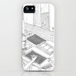 beegarden.works 016 iPhone Case