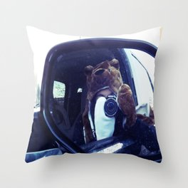 BeaR Throw Pillow