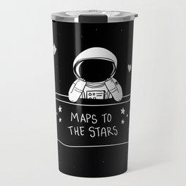 Selling Maps to the Stars Travel Mug